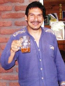Preso Politico chileno, que purgó 12 años de prisón en distintos penales de Perú. Hoy vuelve.